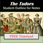 The Tudor Monarchy (Student Notes)