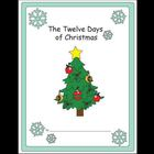 The Twelve Days of Christmas Kindergarten Math Workbook