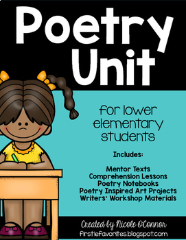 The Ultimate Poetry Writing Unit!
