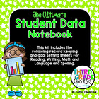 The Ultimate Student Data Notebook