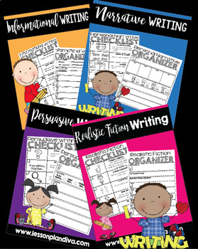 The Ultimate Writing Resource Pack- (Narrative, Informatio