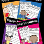 The Ultimate Writing Resource Binder- (Narrative, Informat
