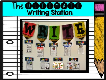 The Ultimate Writing Station