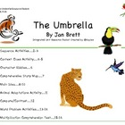 The Umbrella by Jan Brett Cross-Curricular Resource Packet