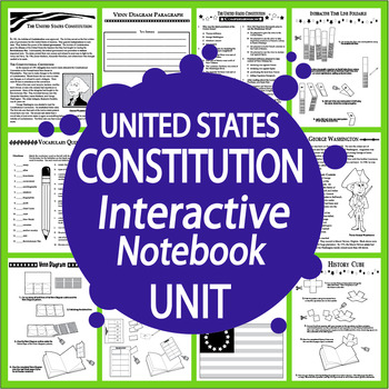 The United States Constitution - Common Core Lesson
