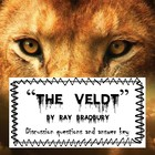 &quot;The Veldt&quot;: Before, During and After Reading (lesson bundle)