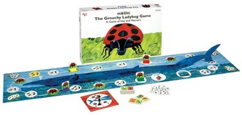 The Very Grounchy Ladybug Board Game