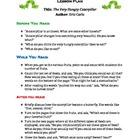 The Very Hungry Caterpillar. A Complete Lesson Plan.