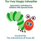 "Book of the Month for Children with Autism- ""The Very Hung"