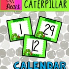 The Very Hungry Caterpillar - Calendar Dates