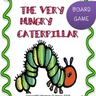 The Very Hungry Caterpillar - Funny Boardgame (Snakes and
