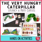 The Very Hungry Caterpillar Lesson Plan, Activities and Cl