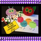 The Very Hungry Caterpillar Literacy Unit + Craftivities