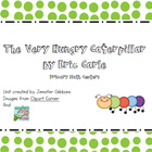 The Very Hungry Caterpillar: Math and Literacy Pack!