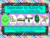 The Very Hungry Caterpillar Sequence Craftivity