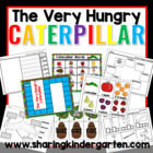 The Very Hungry Caterpillar {Unit}