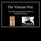 The Vietnam War power point