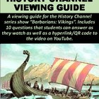 """The Vikings"" History Channel Viewing Guide"