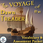The Voyage of the Dawn Treader Vocabulary and Assessment Packet