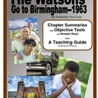 The Watsons Go to Birmingham--1963   Summaries and Objecti