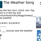 The Weather Song