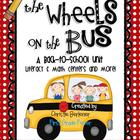 The Wheels on the Bus {Back-to-School Math &amp; Literacy Cent