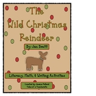 The Wild Christmas Reindeer- Literacy, Math, &amp; Writing Activities