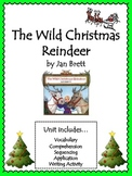 The Wild Christmas Reindeer Unit: Vocab, Comprehension, and More!