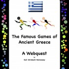 The Winter Games 2014 are coming: A Webquest/Extension Activities