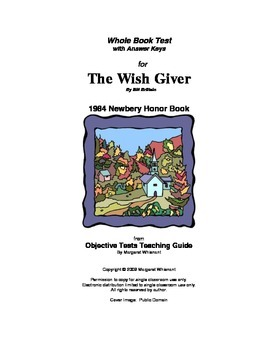 The Wish Giver    Whole Book Test