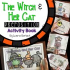 The Witch and Her Cat {A Halloween Preposition Activity ~ Book}
