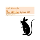 The Witches - A Unit Plan