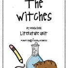 &quot;The Witches&quot;, Roald Dahl, a HUGE 75 page Literature Unit!