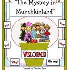 &quot;The Wizard of Oz: The Mystery in Munchkinland&quot; Investigat