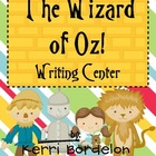 The Wizard of Oz! Writing Center