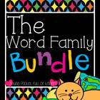 The Word Family Bundle