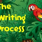 The Writing Process-Jungle Theme