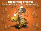 The Writing Process (with Cowboys and Pirates!)