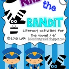 The Y Bandit Literacy Centers {4}