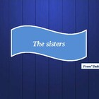The sisters-from Dubliners -Joyce