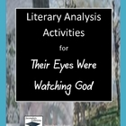 Their Eyes Were Watching God Literary Analysis Activities