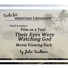 Their Eyes Were Watching God Movie Viewing Pack {Worksheet