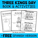 Thematic Mini-Book - Three Kings Day - A Holiday Tradition