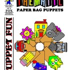 Thematic Paper Bag Puppets