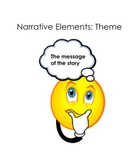 Theme Lesson Plan (Narrative Elements)