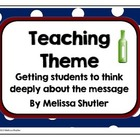 Theme Literacy Centers
