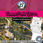 Theme Park Tycoon -- Math Project