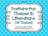 Theme Posters for Literature (25 Themes)