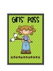 Themed Restroom Passes