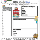 Themed Weekly Newsletter- August only